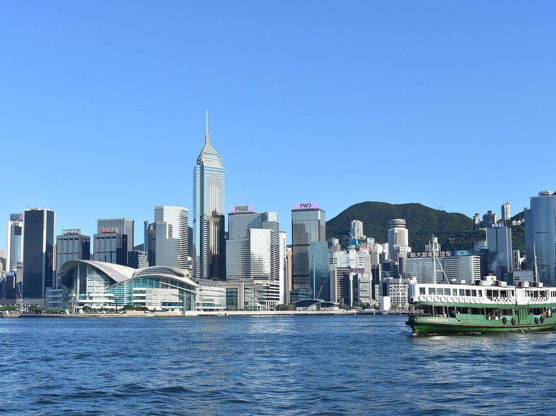 star-ferry- HK